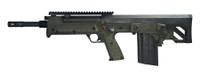 KEL RFB Carbine 7.62 NATO/.308 Winchester 18 Inch Chrome-Lined Blued Barrel Cerakote OD Green Stock Birdcage Flash Hider 10 Round