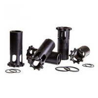 SCO Limited Edition Piston/O-Ring Kit With Five Pistons Black Nitride Finish Pistons/O-Ring Kit