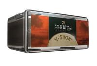FED V-Shok Rimfire .22 Winchester Magnum 30 Grain Speer TNT Hollow Point Premium V-Shok Rimfire
