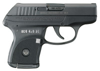 RUG LCP .380 ACP Caliber 2.75 Inch Barrel Blue Finish 6 Round Lightweight Compact Pistol - LCP