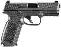 FNH FN509 Double Action 9mm 4 Inch Barrel Black Finish 3-Dot Sights Non-Manual Safety 17 Round