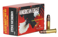 Federal AE22 Standard 22 LR Copper Plated Hollow Point 38GR-3,200 rounds-FREE SHIPPING