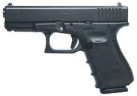 GLK Gen4 Glock 19 9mm 4 Inch Barrel Tenifer Finish Fixed Sights 15 Round Glock 19 Gen4