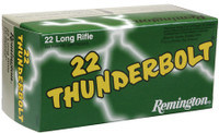 REM Thunderbolt .22 Long Rifle 40 Grain Round Nose 500 Round Bulk Pack	 Thunderbolt