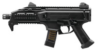CZU CZ Scorpion EVO 3 S1 9mm 7.75 Inch Barrel Low-Profile Sights Picatinny Rail 20 Round