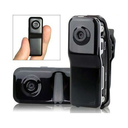 Mini Camcorder With Built in DVR and Audio Activated Recording