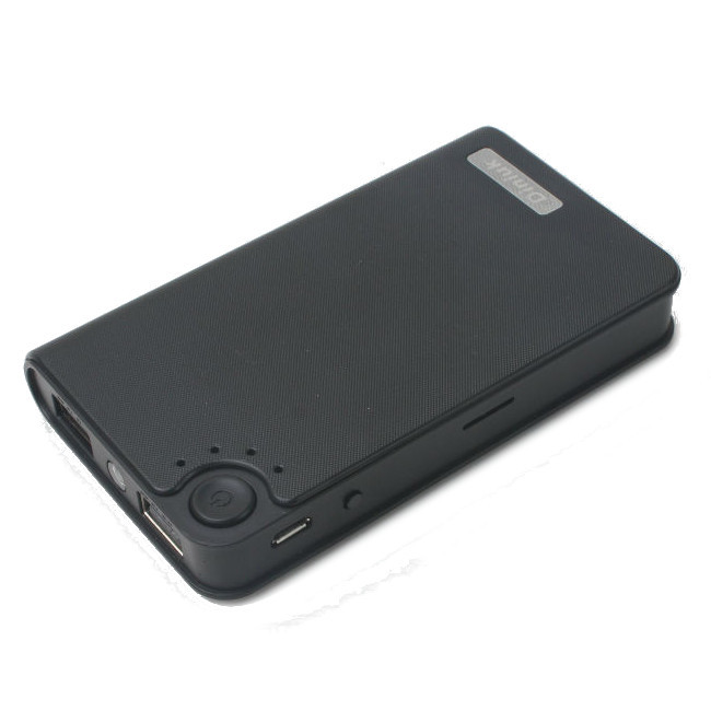 Black Box Power Bank Hidden Camera with DVR and Big Battery 1920x1080