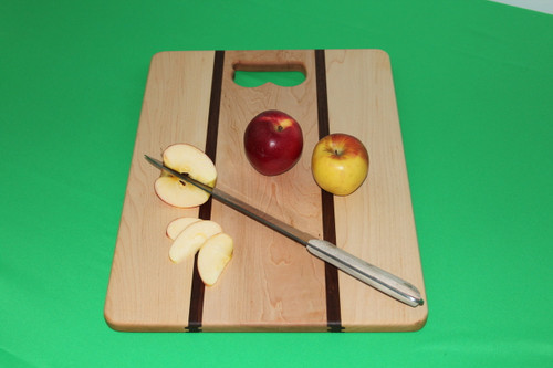 Our beautiful Deluxe Cutting Board is YOUR beautiful Deluxe Cutting Board!