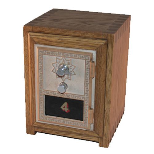 Assembled Classic Postal Box Vault Kit