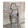 A12018 - Antique Rustic Smoking Stand
