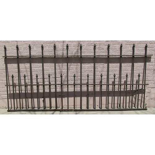 S13060 - Antique Wrought Iron Fencing