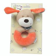 Darcy Dog Rattle Baby's First