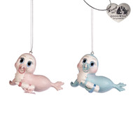 Goodwill - Baby Seal Ornament