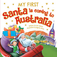My First Santa is Coming to Australia