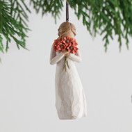 Willow Tree Figurine - Surrounded by Love ornament
