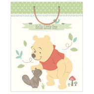 Hello Little One Poo Bear Gift Bag - Large