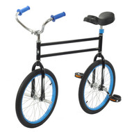"Hoppley 20"" Circus Bike - Blue"