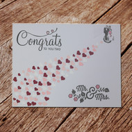Wedding Congrats Handmade Card