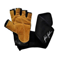 Kris Holm Half Finger Pulse Gloves  - L