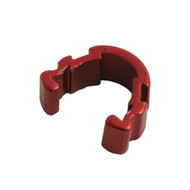 Frame Cable Clip set of 6 - Red
