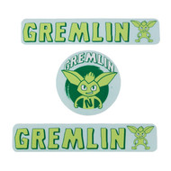 Gremlin Sticker Set