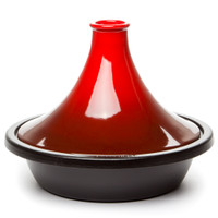 Moroccan Tagine Colour Cherry