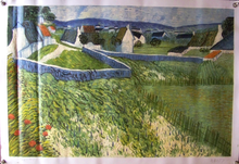 Photo of FIELDS  OIL PAINTING