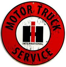 INTERNATIONAL TRUCK SIGN