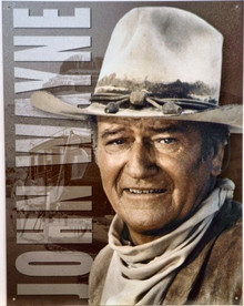 JOHN WAYNE  STAGECOACH MOVIE SIGN