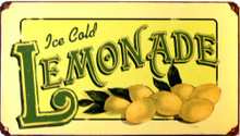 LEMONAIDE (sublimation process) SIGN