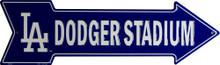 LOS ANGELES DODGERS BASEBALL ARROW SIGN