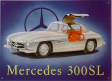 MERCEDES 300 SL SIGN