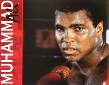 MUHAMMAD ALI BOXING SIGN
