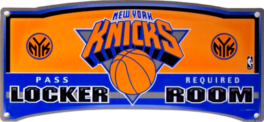 Photo of NEW YORK KNICKS LOCKER ROOM