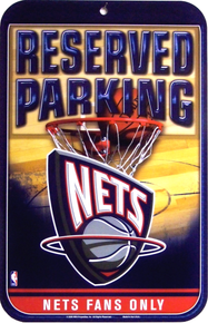 Photo of NEW YORK NETS PARKING ONLY