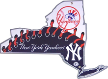 Photo of NEW YORK YANKEES DIE CUT STATE