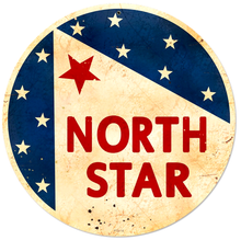 NORTH STAR GAS  (sublimation process) SIGN