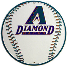 ARIZONA DIAMONDBACKS BASEBALL SIGN