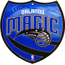 ORLANDO MAGIC BASKETBALL SIGN