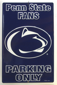 PENN STATE FANS COLLEGE SIGN