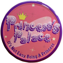 PRINCESS PALACE SIGN