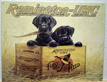 REMINGTON FINDER'S KEEPERS SIGN