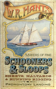 SCHOONERS & SLOOPS SIGN
