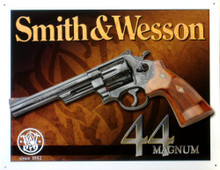 SMITH & WESSON 44 MAGNUM PISTOL SIGN