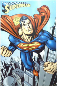 SUPERMAN SUPER HERO SIGN