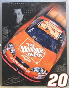 TONY STEWART NASCAR SIGN