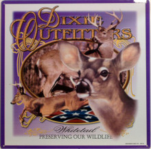 WHITE TAIL DEER HUNTING SIGN