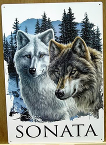 Photo of WOLVES, SONATA BEAUTIFUL COLORS AND EXCELLENT DETAIL FOR THE WOLF LOVER