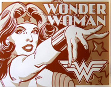 Photo of WONDER WOMAN DUO-TONE WONDER WOMAN SUPERHERO SIGN IS A GREAT ADDITION TO THE WONDER WOMAN IN OUR LIVES