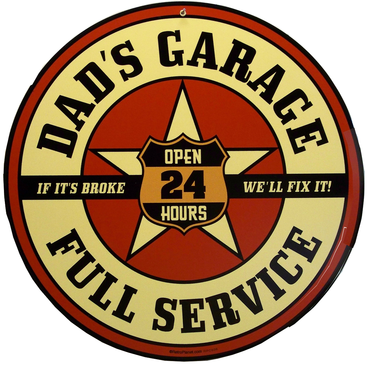 Old Garage Signs : Dad s garage sign sublimation process old time signs